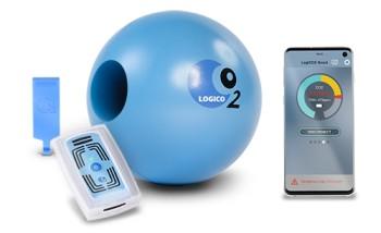 LogiCO2 Scout / mobiles Gaswarngerät