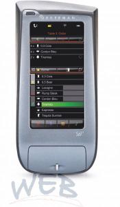 FUNKTERMINAL-TOUCH-SCREEN- ORDERMAN *SOL +* incl. Service-Station