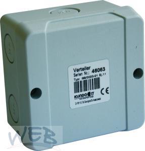 Gaswarnsystem KUNDO - Verteiler PN I99/0023-01