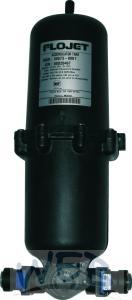 Wasser-Akkumulator 1 Liter zur Stillwassersteuerung