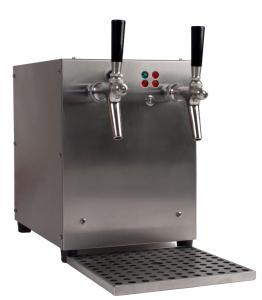 Glühweinerhitzer 9KW / 2 ltg / + Luftkompressor / + Zählung