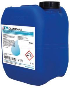 TM Clearsana ECO Reinigungs- u. Desinfektionsmittel 6kg