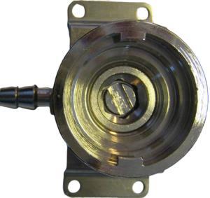 Reinigungsadapter S-Typ für Korbzapfkopf, inkl. 2 Tüllen