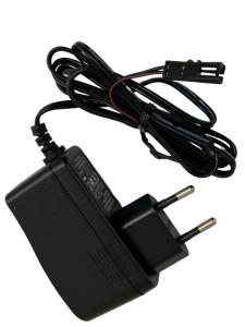 Steckernetzteil 12V/1A mit 1m Kabel + Stecker zu 1x Beleuchtung