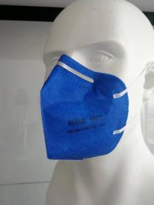 3 Stk. MNS Masken, Farbe blau, Marke Kersen-KN95