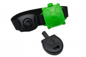 """Safety Turtle"" Armband Grün 2.0"