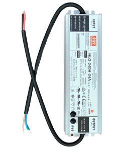 Netzgerät 240W, 24VDC, 10A, IP65 für z.Bsp. 6x Flojet RLF- Pumpen