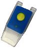 LED-Beleuchtung zu Hand-Refraktometer (Plexiklappe mit Licht)