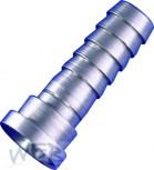 """Nippel 10mm Niro 1/2"""" BSF"""
