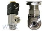 Magnetventil Edelst. Somweber / vertikal  24VAC,15W, DN5; NBR, AG