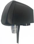 Flomatic 424+GLS (Schnellauslauf) mit Gläserschalter, mit Haube