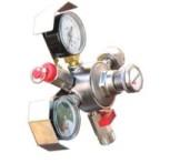 Metall-Schutzkappe zu Manometer