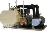 *LANCER* Turbo - Karbonator mit Sodawasser - Rezirkulation