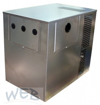 WEB Carbonator with coolingsystem GV21