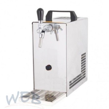 Upper counters dry cooler WEB-25