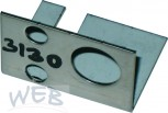 Mounting plate for Valve