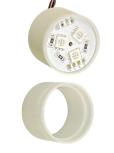 Befestigungsring für LED- Beleuchtung zu Acrylzylinder