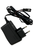 power supply 12V/1A with 1m cable + plug for 1x lighting