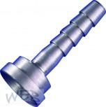 """Nippel  4mm Niro 1/2"""" BSF CC"""