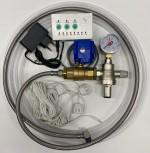 """Wasser-Anschluss-Set 3/4"""" mit Waterstop- Leckschutzsystem & Alarm"""