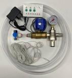 """Wasser-Anschluss-Set 3/8"""" mit Waterstop- Leckschutzsystem & Alarm"""