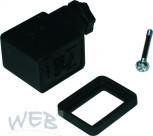 Stecker für Magnetventil-Mini