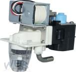 Flomatic 424 für gespritzte H2O Getränke mit 2 x Flow Control