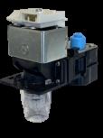 Flomatic 424 vorbereitet für Flomatic-Portioniermodul, ohne Haube