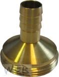 Reinigungsadapter Junior,  Tülle 10mm, mit O-Ring