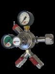 Primary Pressure Regulator 2-lines CO2 for 7 bar / Micro Matic