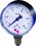 Manometer für Druckminderer d 49 0-10bar K L E I N