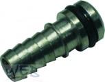 Stahlnippel 10mm zu Flojetpumpe  5000 pneum.