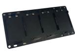 Montagehalterung für 4x Flojet Serie G55 + G56 / 343 x 168 mm