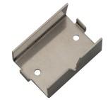Montagehalterung zu Ultraschallgeber Mat. Aluminium ca. 70 x 45