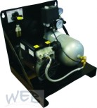 oil-free compressor WEB-STL80