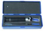 Hand-Refraktometer 0-18% Brix, incl. ATC
