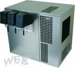 Obertheken-Kaltkarbonator GV21 & 4x Postmix m. elektr. Hähnen