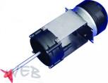 Rührwerksmotor mit 2-stufiger Pumpe für *WEB-Kühler*