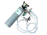 Accessory set (CO2+flat tapping head) dry cooler WEB 20/25/35...