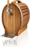 Oak Barrel dry cooler WEB-EF35 / K + air compressor