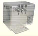 WEB top counter cooler 153 (94l), 3 lines