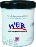 Reinigungstabletten für Kaffeemaschinen Dose zu 150 Stück a  1,6g